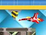 Kırmızı jet Oyun